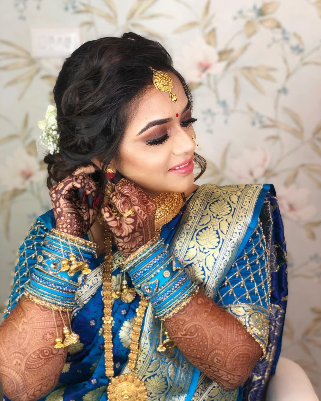 Royal Maratha Maharashtrian Bride Pune Mumbai